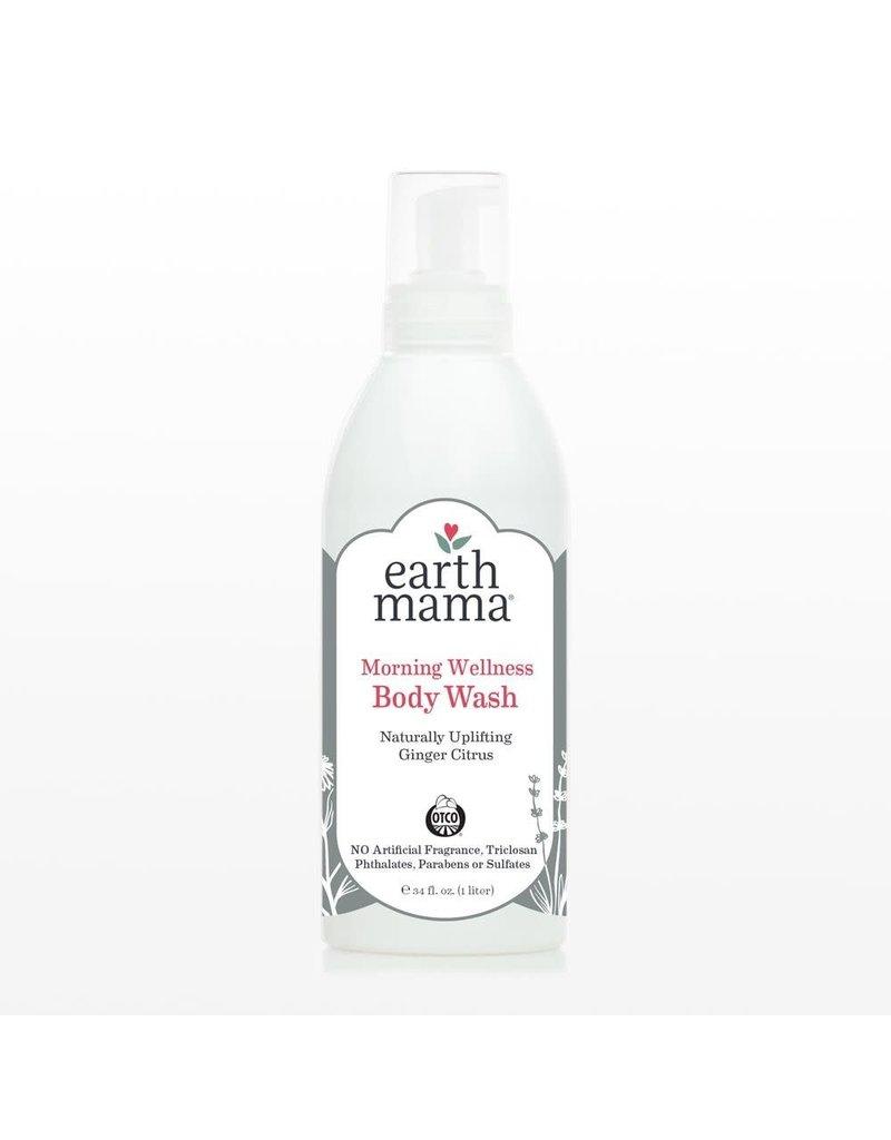 Earth Mama Organics Earth Mama Organics: Morning Wellness Body Wash