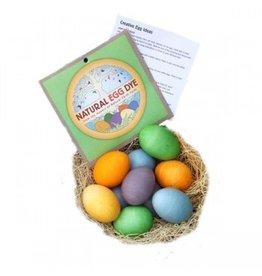 EcoPiggy Natural Earth Paint Natural Egg Dye