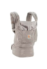 Ergobaby ErgoBaby- Organic Collection- Dandelion / Taupe