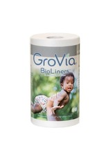 GroVia GroVia- BioLiners, 200 sheets per roll