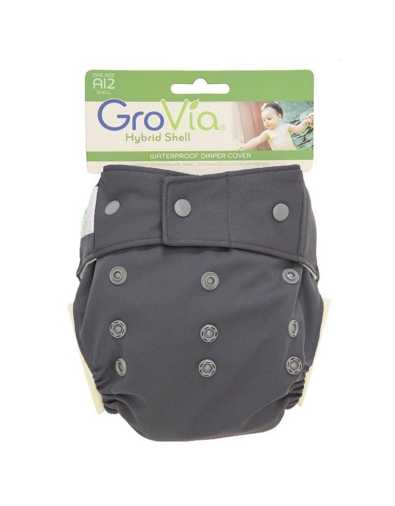 GroVia GroVia - Snap Single Shell - Cloud