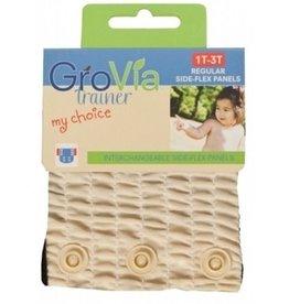 GroVia GroVia - My Choice Side-Flex Panels Plus - Vanilla