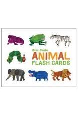 Chronicle Books Animal Flash Cards - Eric Carle