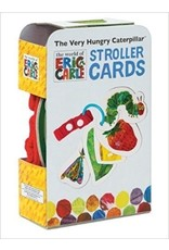 Chronicle Books The Very Hungry Caterpiller by The World of Eric Carle - Stroller Cards