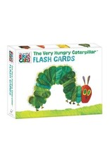 Chronicle Books The Very Hungry Caterpillar Flash Cards by Eric Carle
