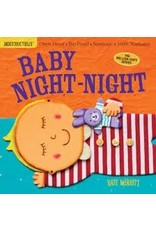 Baby Night-Night by Kate Merritt, Indestructibles
