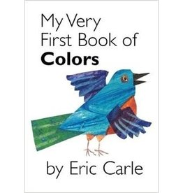 Ingram My Very First Book of Colors by Eric Carle