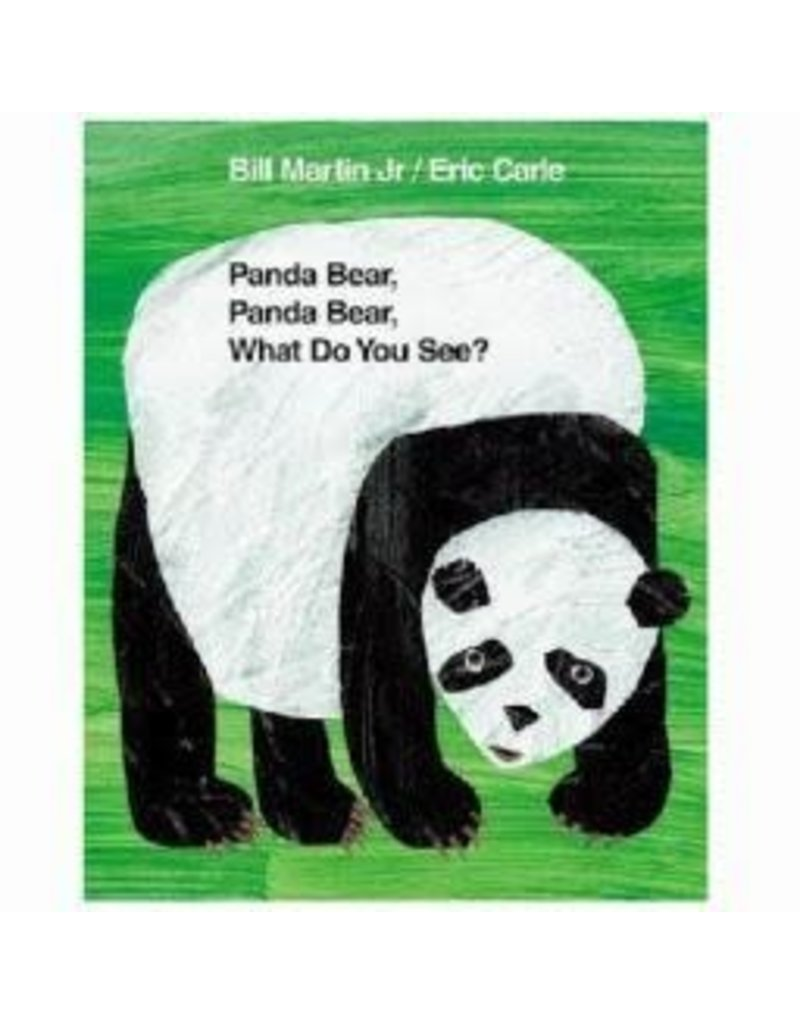 Ingram Eric Carle, Panda Bear, Panda Bear, What Do You See? Board Book