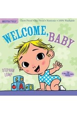 Welcome Baby, by Kate Merritt, Indestructibles