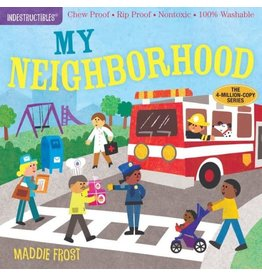 Ingram Indestructables, My Neighborhood by Maddie Frost