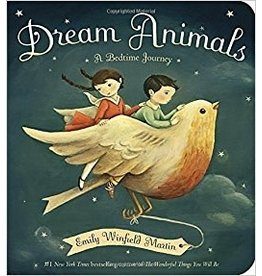 Ingram Dream Animals, A Bedtime Journey by Emily Winfield Martin, Hardcover