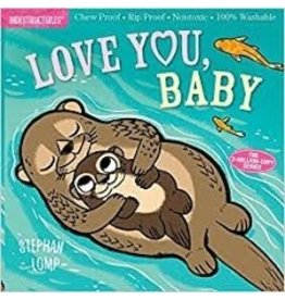Ingram Love You Baby by Stephan Lomp, Indestructibles