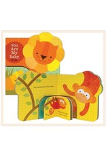 Chronicle Books You Are My Baby: Safari- Board Book by Lorena Siminovich