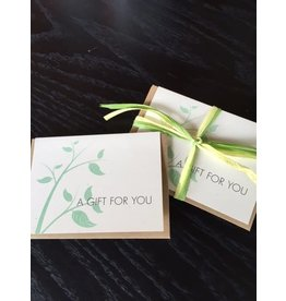 EcoBaby Gear gift cards 5 pack