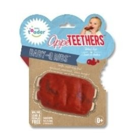Little Toader Little Toader Baby-Q ribs Teething Toy