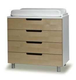Oeuf Oeuf - Classic 4 Drawer Dresser- Birch