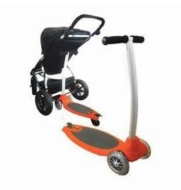 Phil & Teds | Mountain Buggy Phil and Teds Freerider Orange 2016+