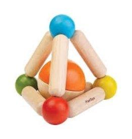 Plantoys Plantoys- Triangle Clutching Toy