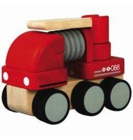 Plantoys Plantoys Mini Fire Engine