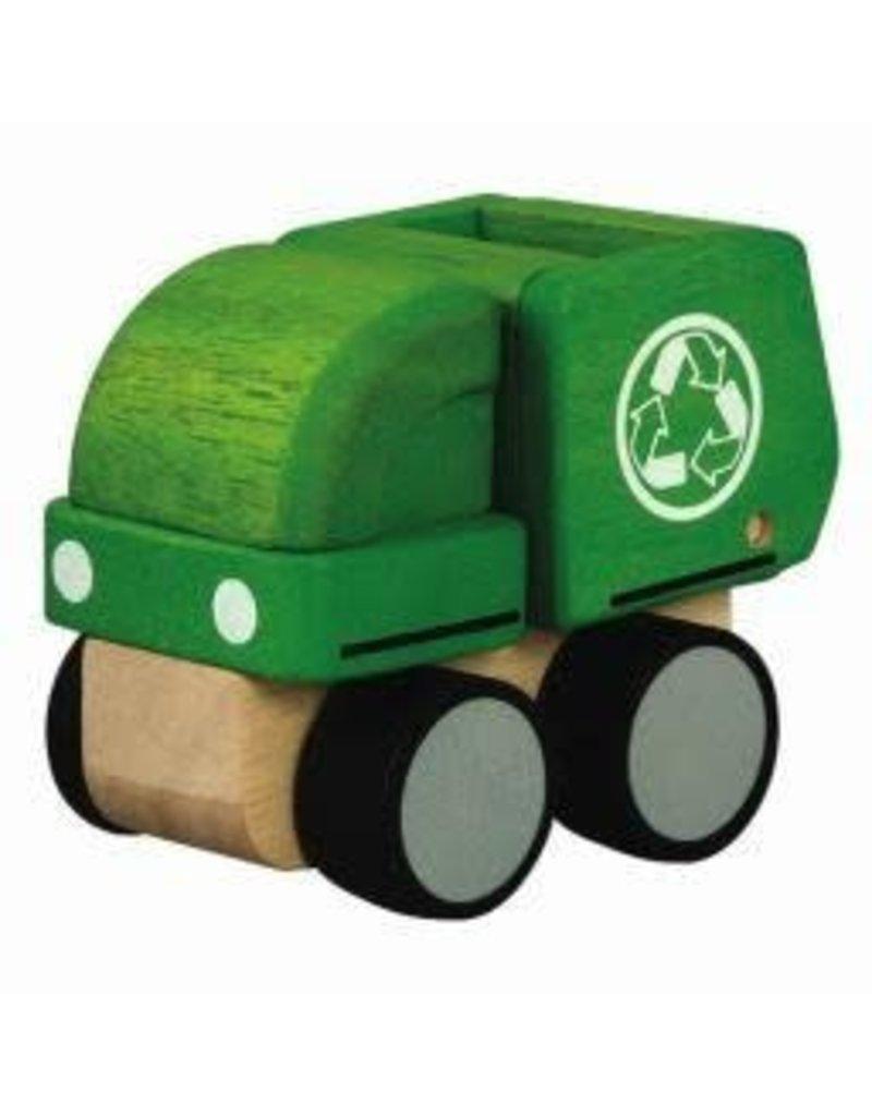 Plantoys Plantoys Mini Garbage Truck
