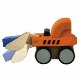 Plantoys Plantoys Mini Bulldozer Truck