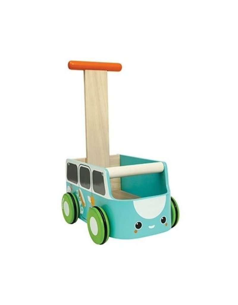 Plantoys Plantoys- Van Walker, Blue