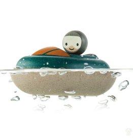 Plantoys Speed Boat - Bath Toy