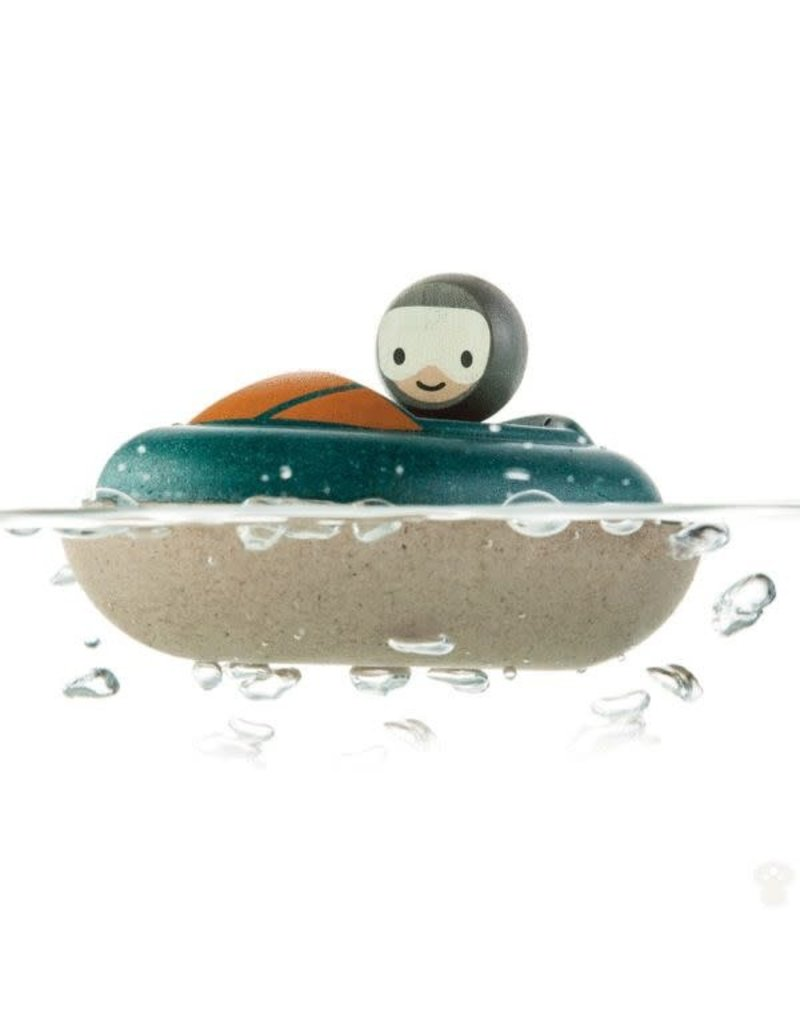 Plantoys Speed Boat - Bath Toy