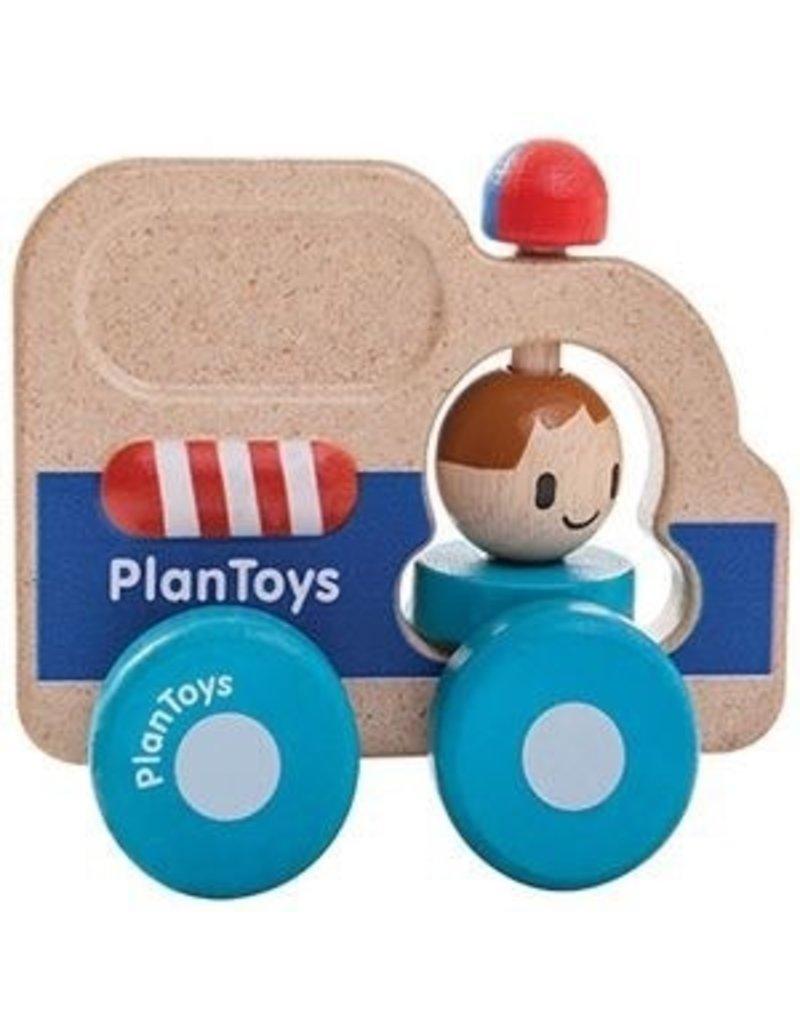 Plantoys Plantoys - Rescue Car