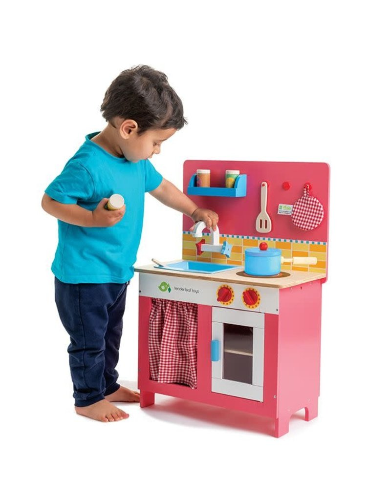 Tender Leaf Toys Tender Leaf Toys - Cherry Pie Kitchen