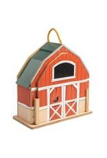 Tender Leaf Toys Tender Leaf Toys - Baby Barn Set