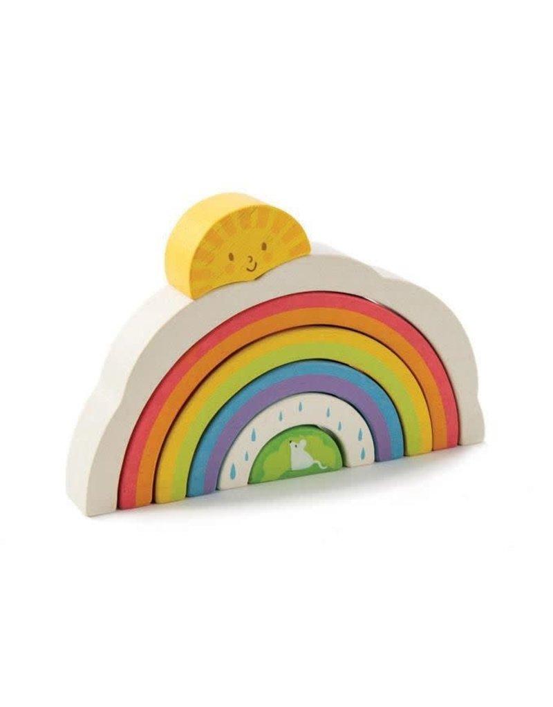 Tender Leaf Toys Tender Leaf Toys - Rainbow Tunnel