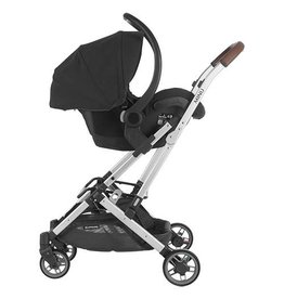 UPPAbaby UPPAbaby, MINU Infant Car Seat Adapter for NUNA, Maxi-Cosi, Cybex
