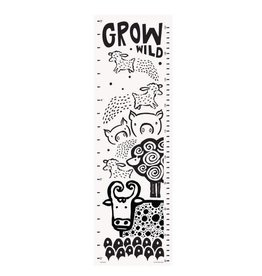 Wee Gallery Wee Gallery-Organic Farm Growth Chart