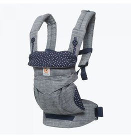 Ergobaby Ergobaby, 360 Baby Carrier, Pure Black, All Positions