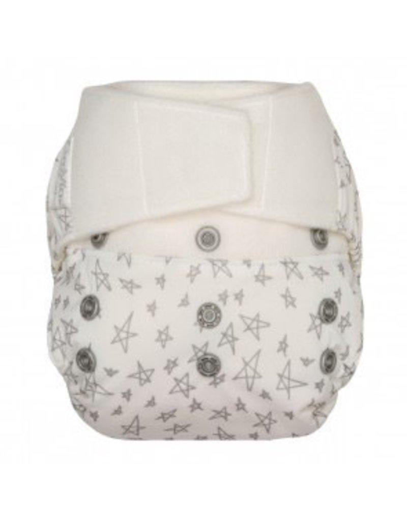 GroVia GroVia Shell - Hybrid Diapers - Hook and Loop , Petal, 8-35 lbs
