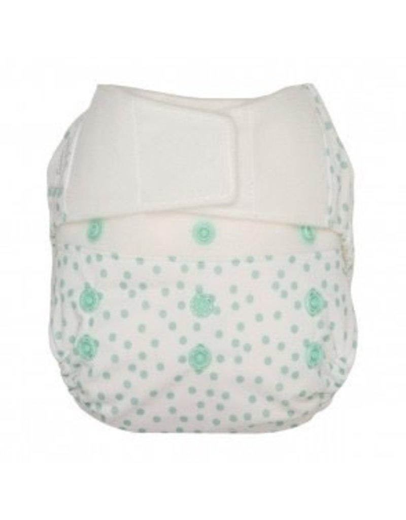 GroVia GroVia Shell - Hybrid Diapers - Hook and Loop , Abalone, 8-35 lbs