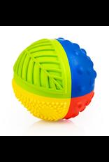 CaaOcho Baby- Sensory Ball Rainbow Petit