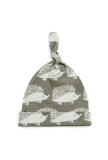 Milkbarn Knotted Beanie, 100% Certified Organic Cotton
