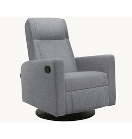 Dutailier Inc. Dutailier, Swivel Collection Glider, Handcrafted in Canada, Fabric 5299-D, Lula