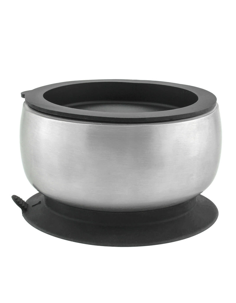 Avanchy Stainless Steel Suction Bowl