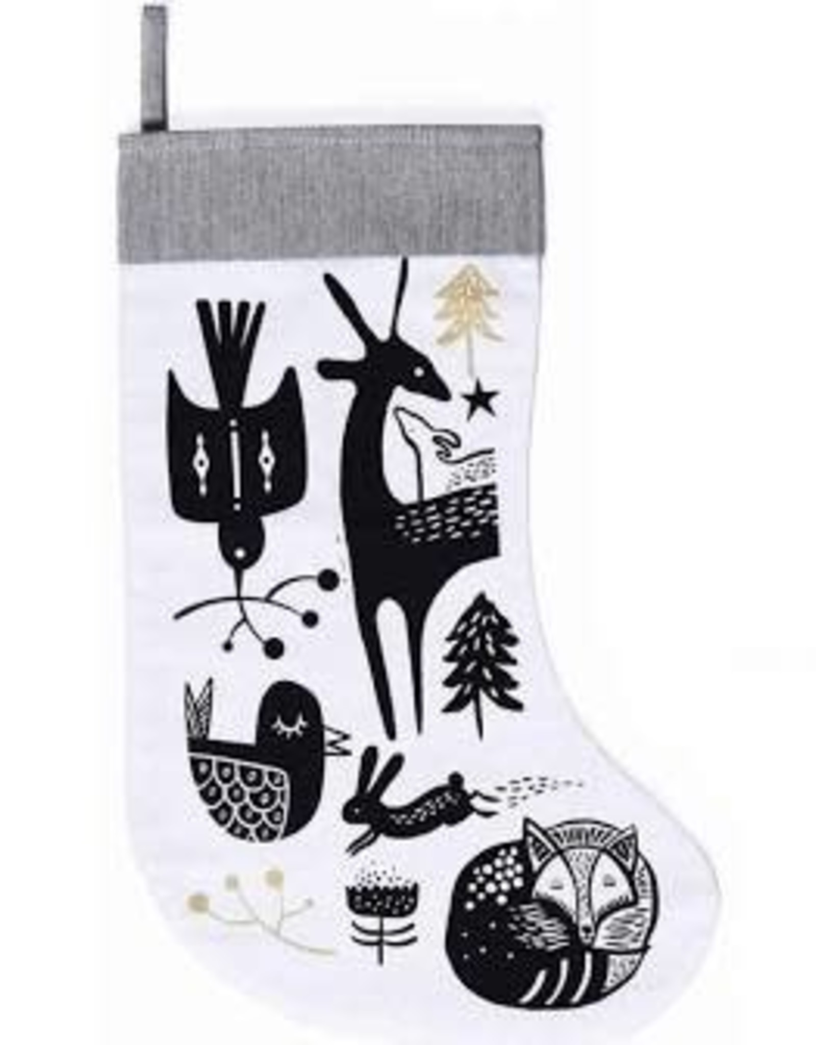 Wee Gallery Wee Gallery - Holiday Stockings