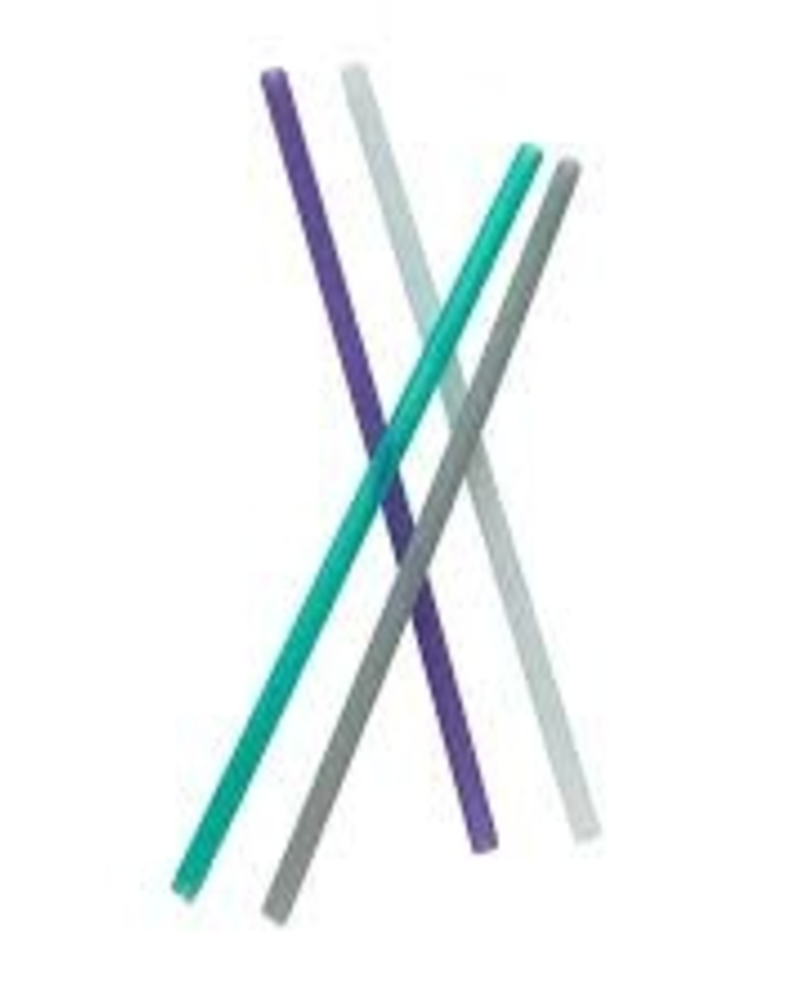 GoSili GoSili - Extra Long Straw Tin - Assorted Colors