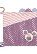 Apple Park, LLC Ballerina Mouse Activity Blanket