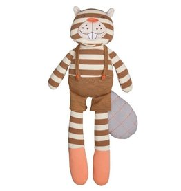 "Apple Park, LLC Buster Beaver 14"" Plush Toy"