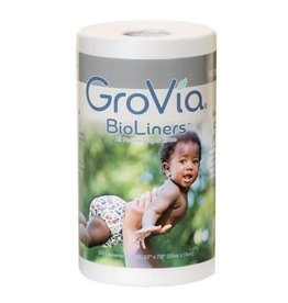 GroVia BioLiners - 200 sheets per roll