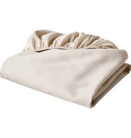Naturepedic Naturepedic - Bassinet Fitted Sheet, Flannel - Custom for 15 x 33 Bassinet Pad