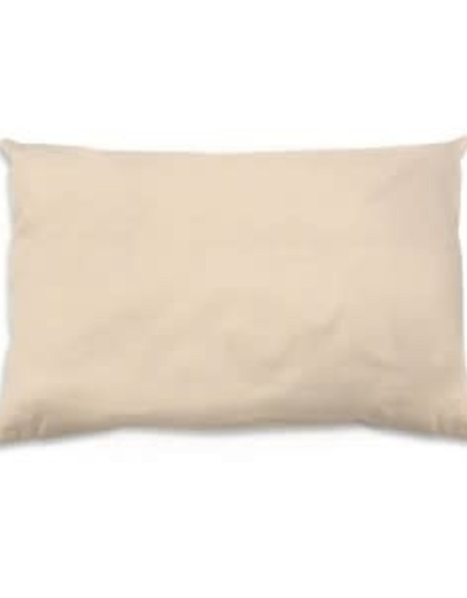 Naturepedic Organic Cotton Pillow - PLA Standard size 20 in x 26 in Low Fill
