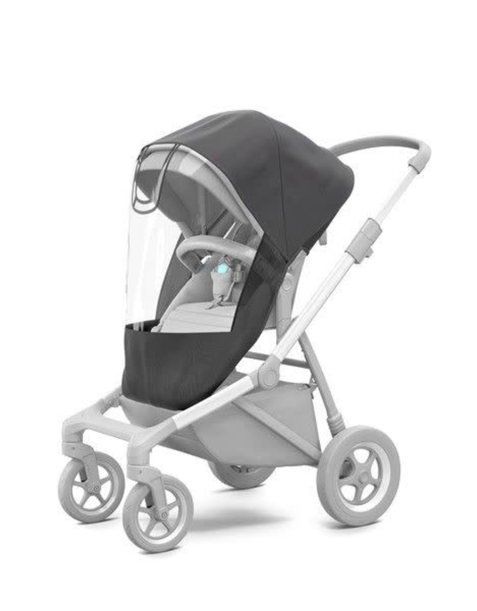 Thule Sleek City Stroller Sibling Seat