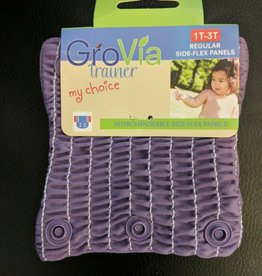 GroVia GroVia - My Choice Side-Flex Panels Plus -Blackberry